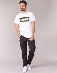 衣服 男士 工装裤 G-Star Raw ROVIC ZIP 3D TAPERED Raven