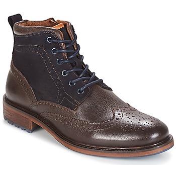鞋子 男士 短筒靴 Coxx Borba RESERVA 棕色 / 海蓝色