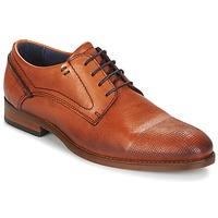 鞋子 男士 系带短筒靴 Coxx Borba BERTO 驼色