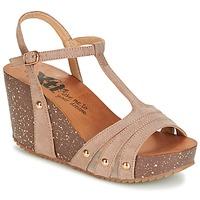 鞋子 女士 凉鞋 Xti 波尔蒂伊  灰褐色
