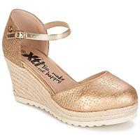 鞋子 女士 凉鞋 Xti 波尔蒂伊  金色