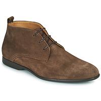 鞋子 男士 短筒靴 Carlington 卡尔顿 EONARD 棕色