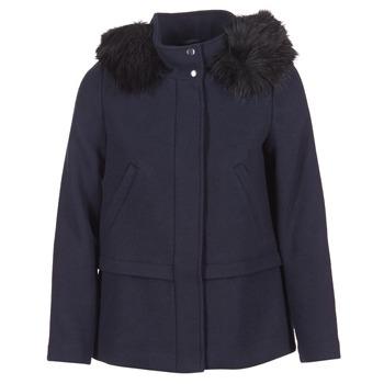 衣服 女士 大衣 Esprit 埃斯普利 CARDA 海藍色