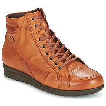 鞋子 女士 高帮鞋 Pitillos 2631 棕色