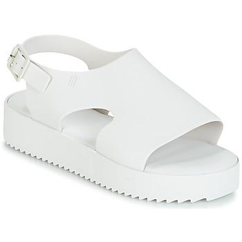 鞋子 女士 凉鞋 Melissa 梅丽莎 HOTNESS 白色