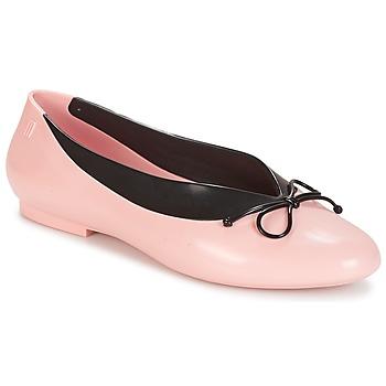 鞋子 女士 平底鞋 Melissa 梅丽莎 JUST DANCE 玫瑰色 / 黑色