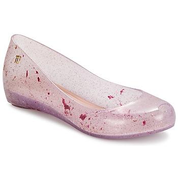 鞋子 女士 平底鞋 Melissa 梅丽莎 ULTRAGIRL XII 玫瑰色 / 金色
