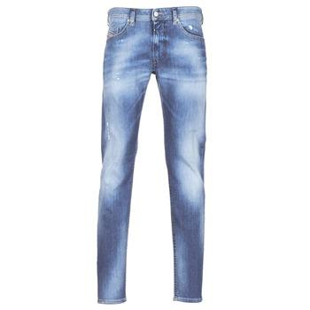 衣服 男士 紧身牛仔裤 Diesel 迪赛尔 THOMMER 蓝色 / 84gq