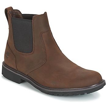 鞋子 男士 短筒靴 Timberland 添柏岚 STORMBUCKS CHELSEA 棕色