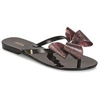 鞋子 女士 高跟鞋 Melissa 梅丽莎 HARMONIC TARTAN AD 黑色
