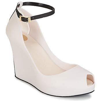 鞋子 女士 凉鞋 Melissa 梅丽莎 PATCHULI IX AD 米色 / 黑色