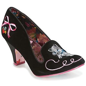 鞋子 女士 高跟鞋 Irregular Choice FUZZY PEG 黑色