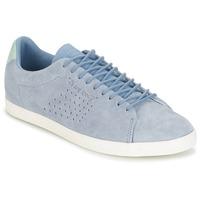 鞋子 女士 球鞋基本款 Le Coq Sportif 乐卡克 CHARLINE NUBUCK 蓝色