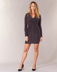 衣服 女士 短裙 Morgan RIKRAK 黑色