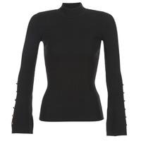 衣服 女士 羊毛衫 Morgan MJIK 黑色