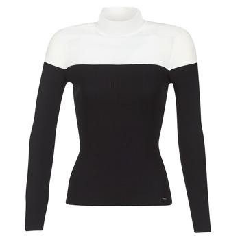 衣服 女士 羊毛衫 Morgan MICO 黑色 / 白色