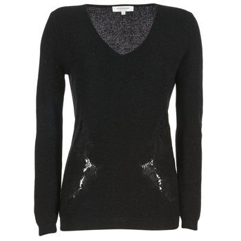 衣服 女士 羊毛衫 Morgan MDAN 黑色