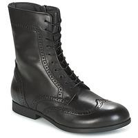 鞋子 女士 短筒靴 Birkenstock 勃肯 LARAMI 黑色