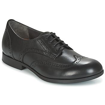 鞋子 女士 德比 Birkenstock 勃肯 LARAMI LOW 黑色