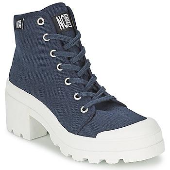 鞋子 女士 高帮鞋 No Box GALIA 海蓝色