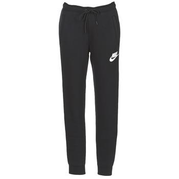衣服 女士 厚裤子 Nike 耐克 RALLY PANT 黑色 / 白色