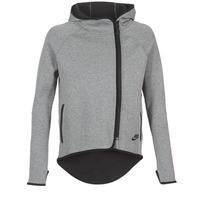 衣服 女士 卫衣 Nike 耐克 TECH FLEECE CAPE FZ 灰色