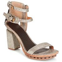 鞋子 女士 凉鞋 Airstep / A.S.98 CALMORA 灰色 / Vieux / 玫瑰色