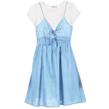 衣服 女士 短裙 Moony Mood GLAM 蓝色