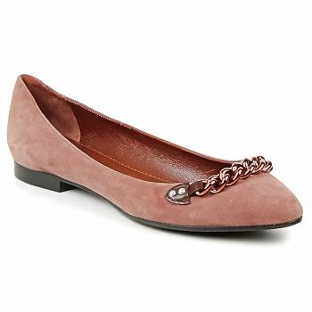 鞋子 女士 平底鞋 Marc Jacobs CHAIN BABIES 棕色