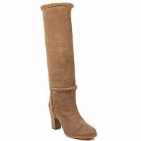 鞋子 女士 都市靴 Veronique Branquinho 薇洛妮克·布兰奎诺 MERINOS 棕色