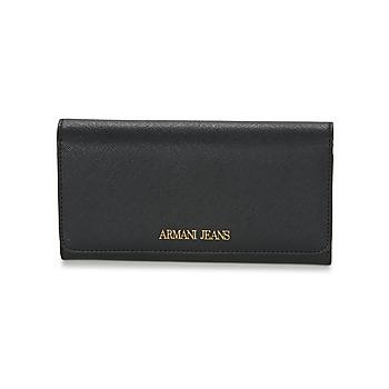 包 女士 钱包 Armani jeans SALDI 黑色
