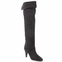 鞋子 女士 绑腿 Veronique Branquinho 薇洛妮克·布兰奎诺 LIBERIUS 黑色