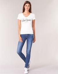 衣服 女士 牛仔铅笔裤 Pepe jeans SOHO Z63 / 蓝色 / Edium