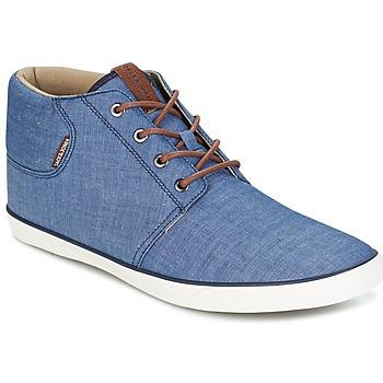 鞋子 男士 高帮鞋 Jack & Jones 杰克琼斯 VERTIGO 海蓝色