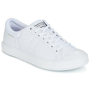 鞋子 男士 球鞋基本款 Jack & Jones 杰克琼斯 MERVIN 白色