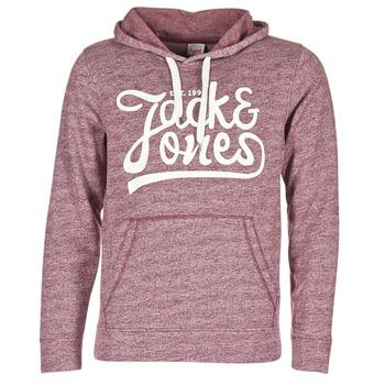 衣服 男士 卫衣 Jack & Jones 杰克琼斯 PANTHER ORIGINALS 波尔多红