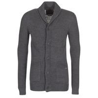 衣服 男士 羊毛开衫 Jack & Jones 杰克琼斯 INSPECT ORIGINALS 灰色