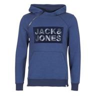 衣服 男士 卫衣 Jack & Jones 杰克琼斯 KALVO CORE 蓝色