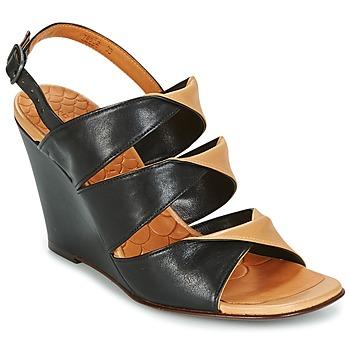 鞋子 女士 凉鞋 Chie Mihara CRUSH 黑色