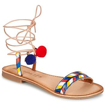 鞋子 女士 凉鞋 Lola Espeleta EDWINA 蓝色