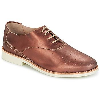 鞋子 女士 德比 TBS FAWCETT 古銅色