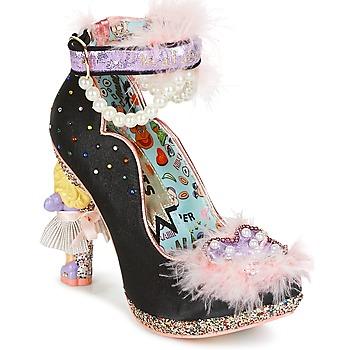 鞋子 女士 高跟鞋 Irregular Choice ALL ABOUT MOI 黑色