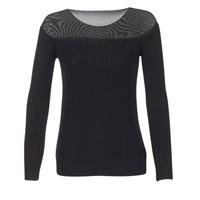 衣服 女士 羊毛衫 Armani jeans LAMOC 黑色