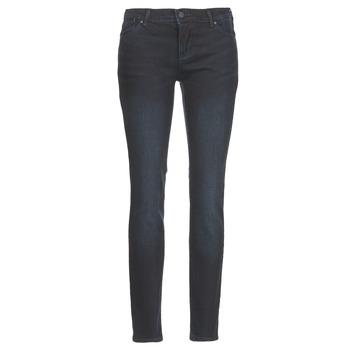 衣服 女士 紧身牛仔裤 Armani jeans BOBE 蓝色