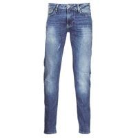 衣服 男士 紧身牛仔裤 Armani jeans LORETTE 蓝色