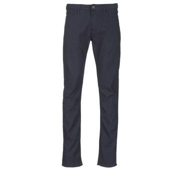 衣服 男士 多口袋裤子 Armani jeans GOURNA 蓝色
