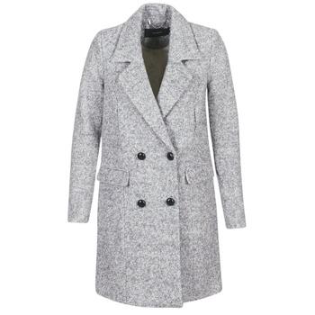 衣服 女士 大衣 Vero Moda FIESTA 灰色