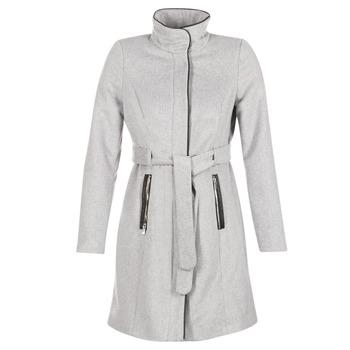 衣服 女士 大衣 Vero Moda PRATO 灰色