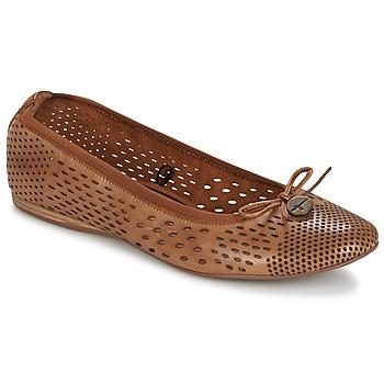 鞋子 女士 平底鞋 Tamaris  棕色