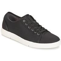 鞋子 男士 球鞋基本款 Clarks 其乐 Lander Cap 黑色